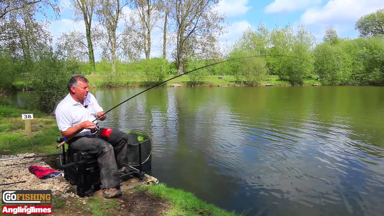 b4009a15a99 Angling Times' new 11ft Avon Quiver rod on test - YouTube