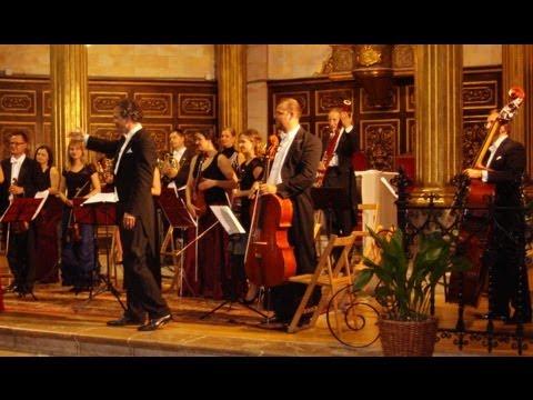 Handel  Sarabande in D minor wonderful  version