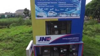 Flying Test DJI Phantom 3 Standard Di JNE Indramayu