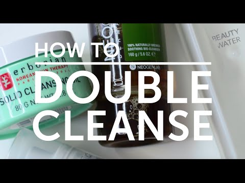 Korean Beauty: How to Double Cleanse