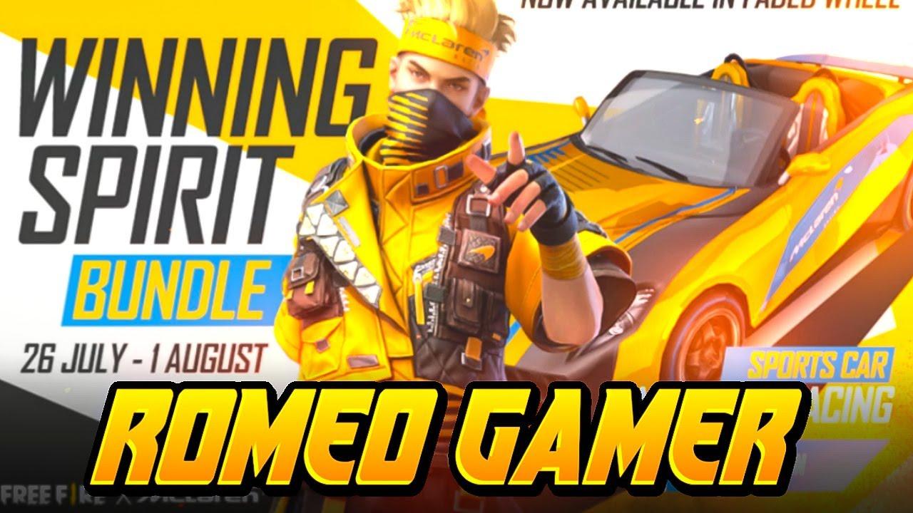 Free Fire Live- Boom Baam Gameplay Masti With Romeo- Garena Free Fire
