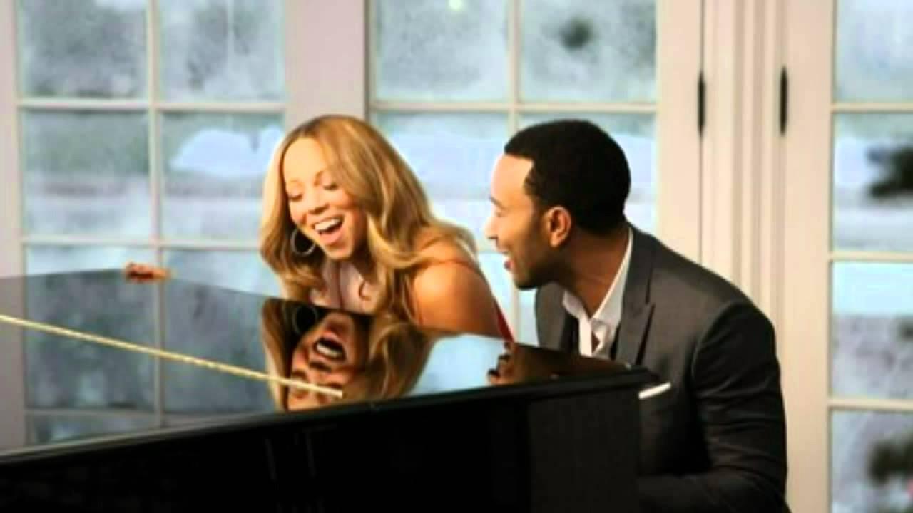 Mariah Carey & John Legend - When Christmas Comes - YouTube