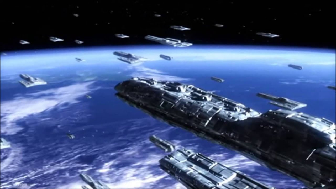 Through the fire and flames enchanted by space battles - Spacebattles com ...