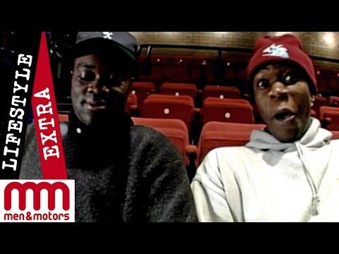 Hilarious Eddie Nestor & Robbie Gee Interview