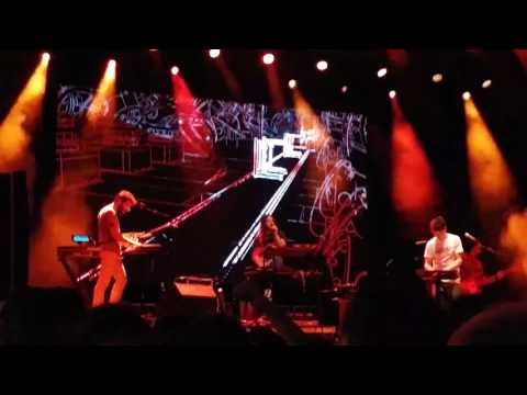 "MGMT ""James"" (7/7/17) 80/35 Music Festival Des Moines, Iowa 2 of 6"