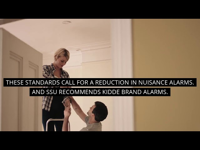 SSU Kidde Smoke Detectors
