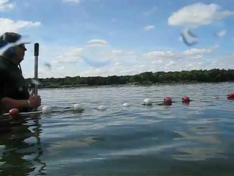 Water Metal Detecting...... Minelab CTX 3030 / Tesoro Tiger Shark