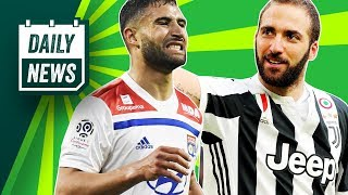 TRANSFER NEWS: Higuain to Chelsea & is Courtois on the move to Real Madrid?  ►  Daily Football News
