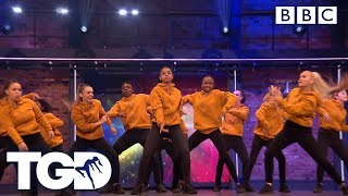 Backflipping brilliant Prospects Fraternity turn it up in their Audition  | The Greatest Dancer