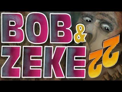 Legendariska Inslag från Sveriges Radio P3 med Cyberpunkarna Bob & Zeke, Part 2