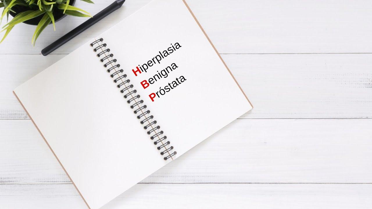 hiperplasia benigna de prostata caso clinico