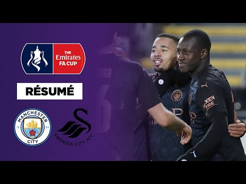 Résumé : Un Manchester City conquérant contre Swansea !