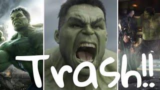 MCU ruined The Hulk