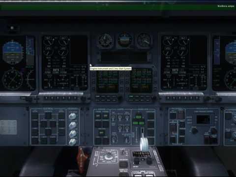 ACS Pro ATC X Tutor Simple  TakeOFF No Checklist  BM BHG 1