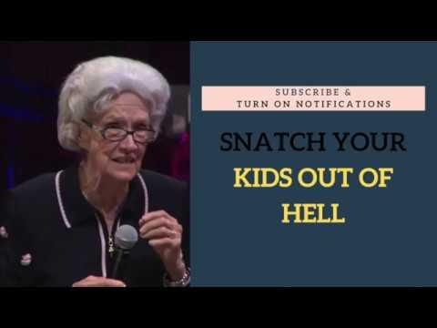 Snatch Your Kids out of Hell ~ Vesta Mangun 1989