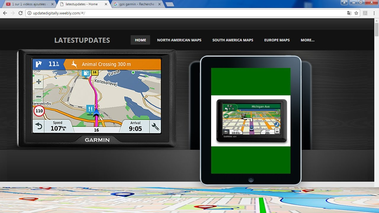 Garmin Nuvi Update >> Garmin Map Updates For Free