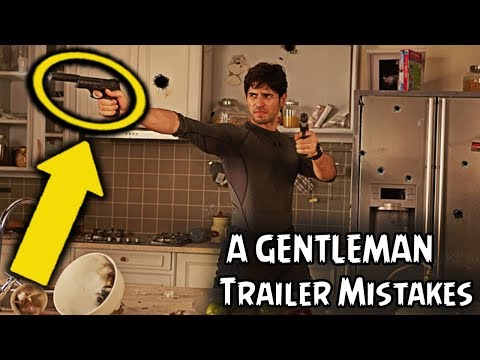 (Trailer Mistakes) A GENTLEMAN Trailer Mistakes You All Are Not Notice