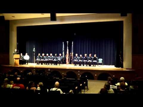 Homeland Security Graduation 2013