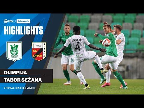 Olimpija Ljubljana Tabor Sezana Goals And Highlights