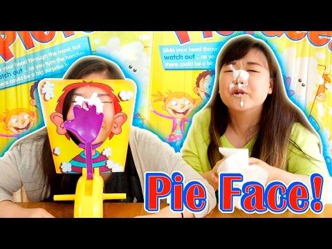 Video Pie roulette board game