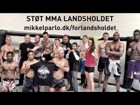 Støt Det Danske MMA Landshold Til VM 2014! Nippon Sport