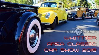 Whittier Area Classic Car Show 2018