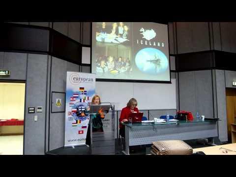 Fanio's presentation at the European University of Cyprus