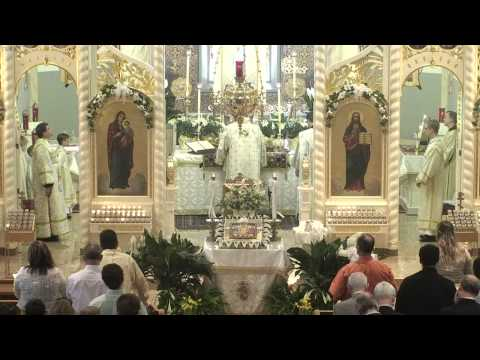Paschal Divine Liturgy - Christ The Saviour Orthodox Cathedral - May 5, 2013