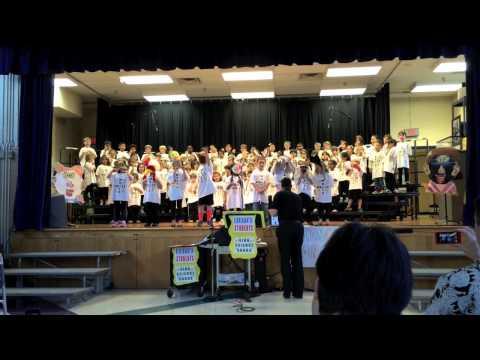 Arlington Science Focus School Kindergarten Show