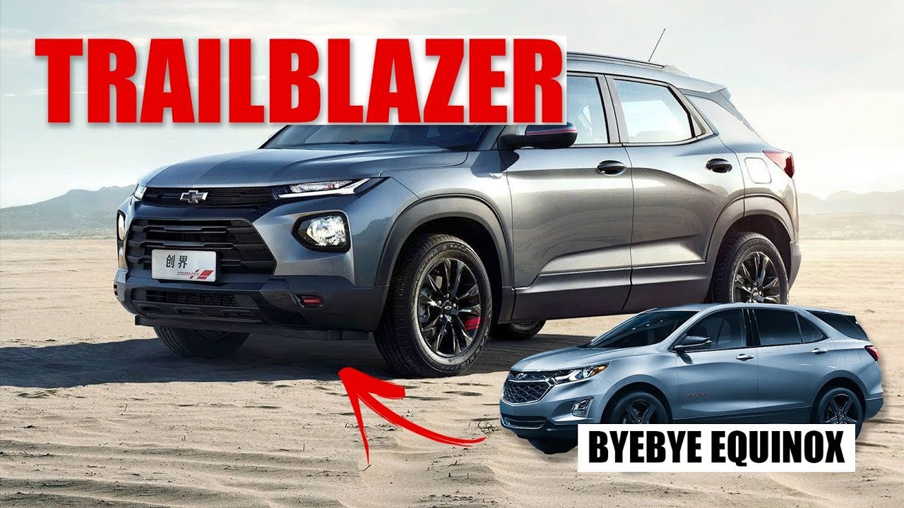 2021 Chevy Trailblazer is Here.. BYE BYE Equinox???? - YouTube