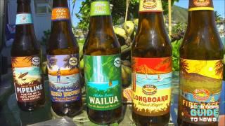 """Kona Brewing Company Hd """"waydes World Hawaii"""""""
