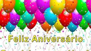 Happy Birthday (Portuguese Version)