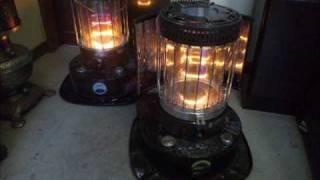 TOYOTOMI RB-2 & KERO-SUN MoonLighter