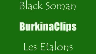 Les Etalons can 98 - BLACK SOMAN