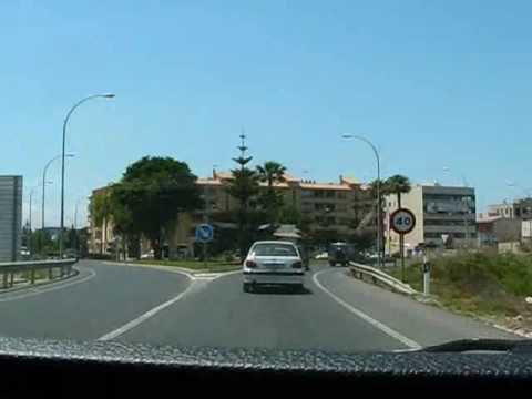 Mallorca Travel: Driving through the Plains towards Manacor