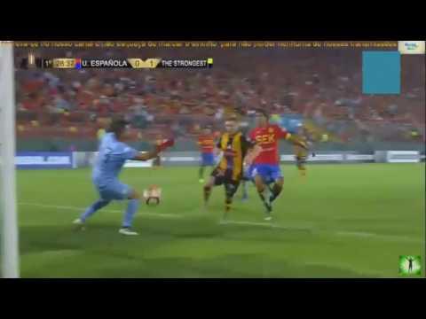 Union Española 1 x 1 The Strongest - Copa Libertadores - Resumen del partido y todos los goles