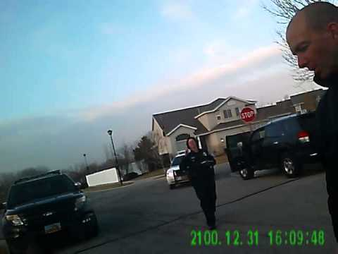 Body cam footage from fatal shooting in Draper