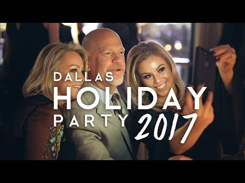 HomeCity Dallas Holiday Party at the Omni Hotel Frisco | December 2017