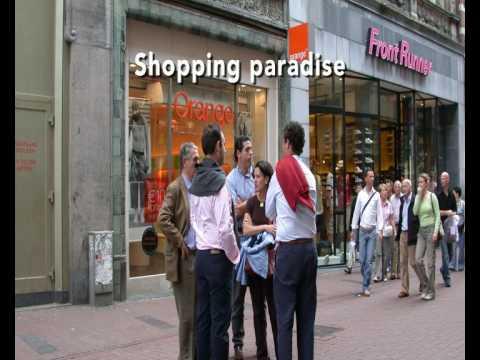 AMSTERDAM, your next business destination!