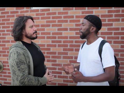 Homeless Vet Interviews