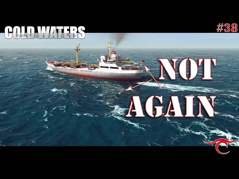 Cold Waters - Not Again...