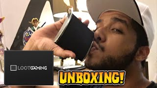 LootCrate Gaming Unboxing #2 - Stranded!