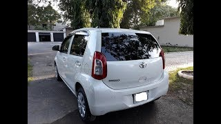 Toyota Passo 2014 Review and Drive