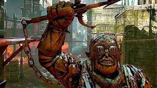 SHADOW OF WAR - Machine Tribe Trailer (Gamescom 2017)