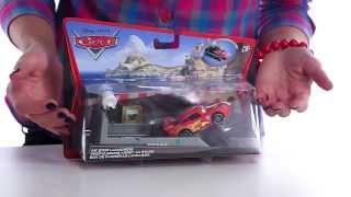 Пит-стоп пусковое устройство (X0632): Lightning McQueen