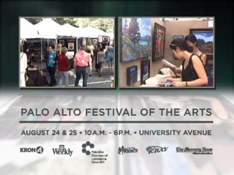 32nd Annual Palo Alto Festival of the Arts Promo
