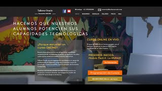 TALLERES ORACLE - Instancia Oracle