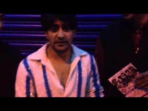 Faraz Khan shout out for Grand Extravaganza 30/03/3