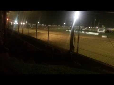 ASCoC Sprint Car B Main Part 2/2 Brownstown Speedway