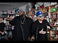 Run The Jewels: NPR Music Tiny Desk Concert video & mp3